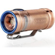 Карманный фонарь лимитированной серии в корпусе из меди
