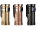 Три типа расцветки корпуса карманного фонаря Olight S mini Cu Copper Limited Edition