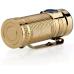 Плоская торцевая часть корпуса фонаря Olight S mini Cu Copper Limited Edition