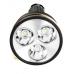 Фонарь использует сразу три светодиода