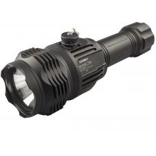 Мощный поисковый фонарь Polarion Night Reaper CSWL в прочном металлическом корпусе