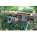 Мощный поисковый фонарь Polarion Night Reaper CSWL установленный на оружие