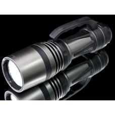 Поисковый фонарь в прочном корпусе Polarion PH50