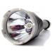 Оптическая схема фонаря защищена стальным безелем