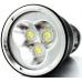 В фонаре ThruNite TN36 UT используется три светодиода высокой яркости