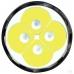 Светодиоды используемые в поисковом фонаре высокой мощности Thrunite TN40