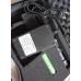 Зарядное устройство и аккумулятор из комплекта ультрафиолетового фонаря UV-Tech Light incl. Модель 18WX5 365 nm