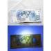Излучение  с длиной волны 365нм помогает увидеть скрытую маркировку и защиту денежных знаков