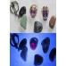 Освещение фонарем UV-Tech Light incl. Модель 3WX1 395 nm различных минералов