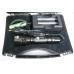 Комплектация мощного ультрафиолетового фонаря UV-Tech Light inc Модель 3WX2 Pro 365 nm