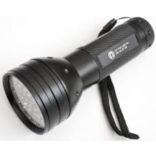 Компактный ультрафиолетовый фонарь с 51 диодом