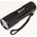 UV-Tech Light incl. 395 nm 9 led