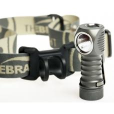 Zebralight H32 миниатюрный налобный фонарь с креплением