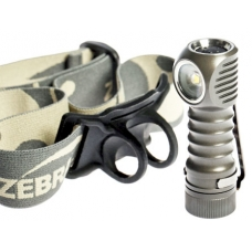 Налобник Zebralight H502 и наголовное крепление