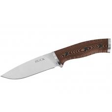 Туристический нож с фиксированным клинком Buck Selkirk