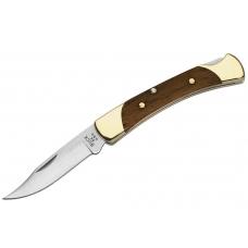 Классический компактный нож в фирменном дизайне Buck
