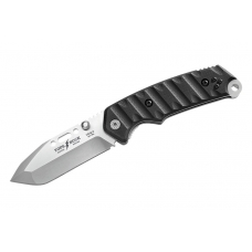 Универсальный складной нож Buck Tops / Buck Csar-T с черной рукоятью и набором инструментов