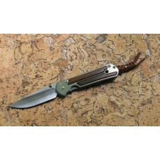 Нож американского производства Chris Reeve Knives Large Sebenza 21 (ChR/LSWS)