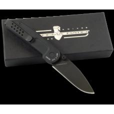 Складной тактический нож Extrema Ratio BF1 CD в черном цвете