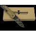 Складной тактический нож Extrema Ratio BF1 CD в пустынной расцветке