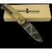Складной нож Extrema Ratio BF2 CD в пустынной раскраске