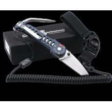 Яхтенный нож Extrema Ratio BF2 V с шилом и страховочным шнуром