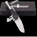 Инструменты и клинок ножа подвергнуты специальной обработке
