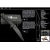 Универсальный складной нож для работы в тяжелых условиях