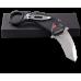 Тактический итальянский нож с полированным клинком