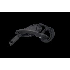 Шейный нож Extrema Ratio N.K.2 в черном цвете с ножнами