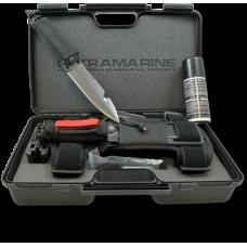Extrema Ratio ULTRAMARINE SENZA ASOLA нож для универсального использования под водой и на суше с комплектными ножнами в двух вариантах