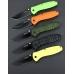 Различные цветовые варианты оформления ножей серии