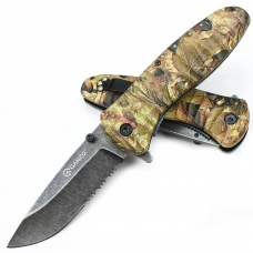Туристический складной нож Ganzo G622-CA3-4S