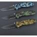 Варианты комуфляжа рукояти туристического ножа