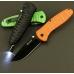 Нож Ganzo G622-FO-1 с встроенным светодиодным фонариком
