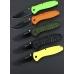 Вырианты цветового оформления рукоятей ножей серии