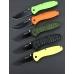 Варианты цвета рукояти ножей т уристической серии