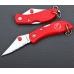 Нож Ganzo G623S красного цвета