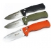 Варианты цвета рукоятей походного ножа Ganzo G720