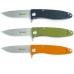 Различные варианты оформления рукоятей ножа Ganzo G7268