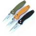 Различные варианты оформления рукоятей ножа Ganzo G738