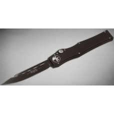 Автоматический нож с складным клинком Microtech H.A.L.O V