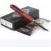 Упаковка автоматического ножа Microtech Ultratech Black 123-1CCRD