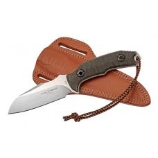 Нож для охоты и туризма с фиксированным клинком Pohl Force Kilo One  Para-Rescue PF2036