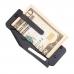 Sog Access Card 2.0 Black можно использовать как зажим для купюр