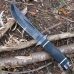 Пример использования ножа Sog Creed Black Tini