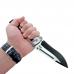 Удобство удержания ножа Sog Fatcat любым хватом