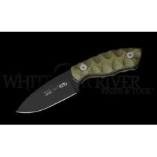 Тактический нож с средним клинком White River GTI 3