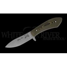 Нож White River Sendero Bush Knife с фиксированным клинком для охоты