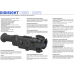 Прицел ночного видения Pulsar Digisight LRF N960